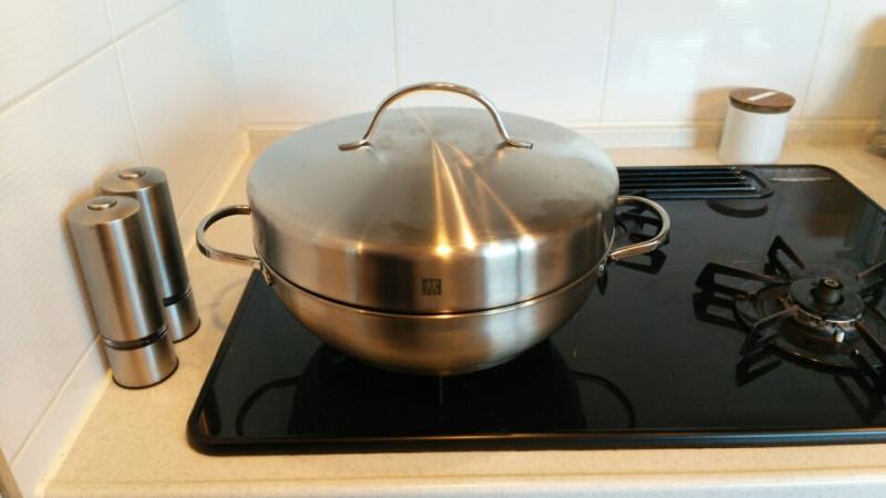 燻製鍋の寿命